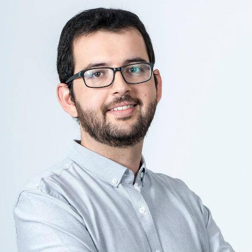 Ignasi Candela, candidato de Més Compromís por Alicante