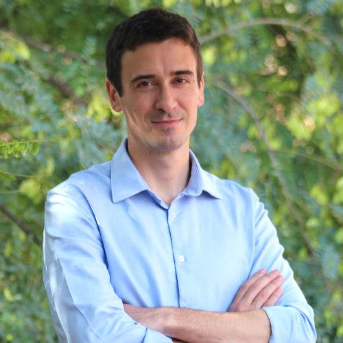 Juan Antonio Geraldes, candidato de Más País por Barcelona
