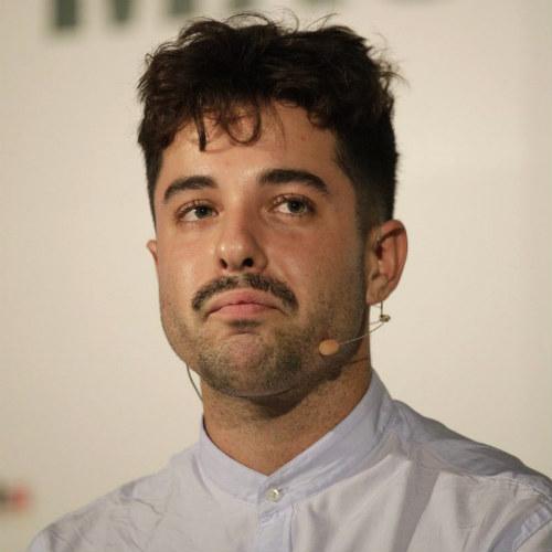 Omar Batista, candidato de Más País-Equo por Tenerife