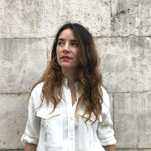 Ana Terrón, candidata de Más País por Granada.
