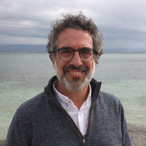 Daniel Liceras, candidato de Más País-Equo por Pontevedra