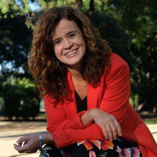 Esperanza Gómez, candidata de Más País Andalucía por Sevilla