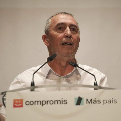 Joan Baldoví, candidato de Més Compromís por Valencia.