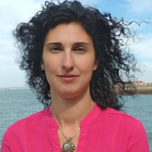 María del Mar Polanco, candidata de Más País por Cádiz