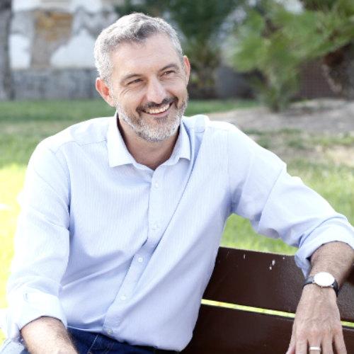 Óscar Urralburu, candidato de Más País-Equo por Murcia.