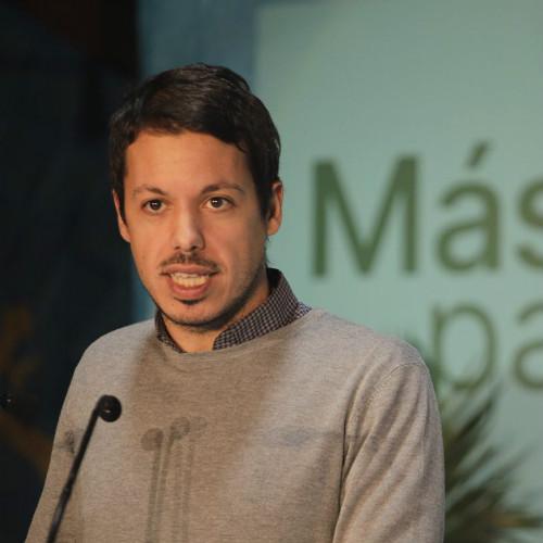 Segundo González, candidato de Más País-Equo por Asturies