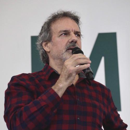 Txema Urkijo, candidato de Más País por Bizkaia.